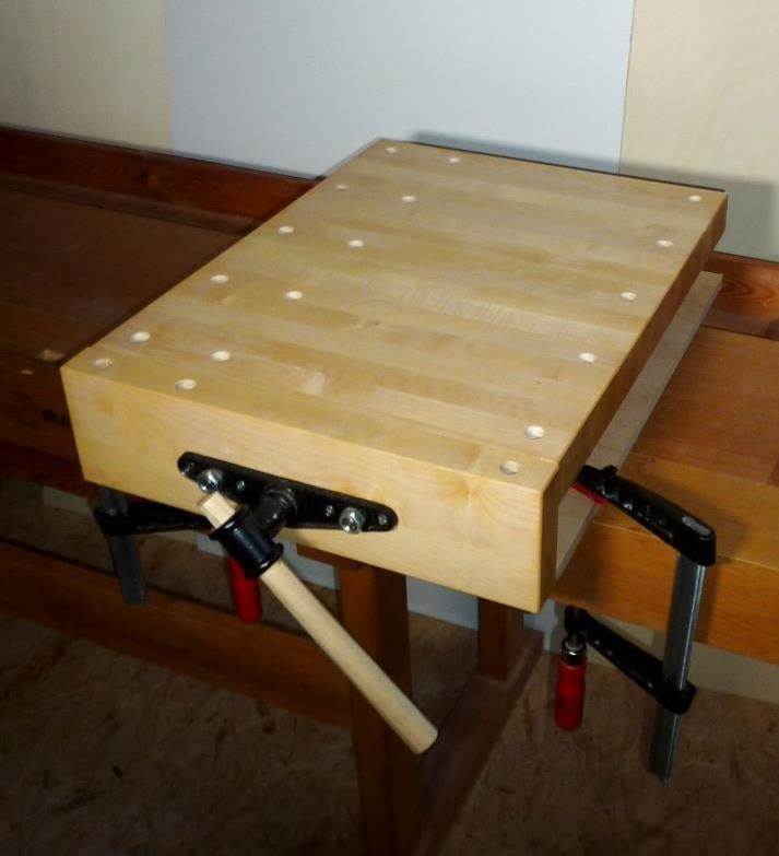 Hobelbänke – Urban Woodworking