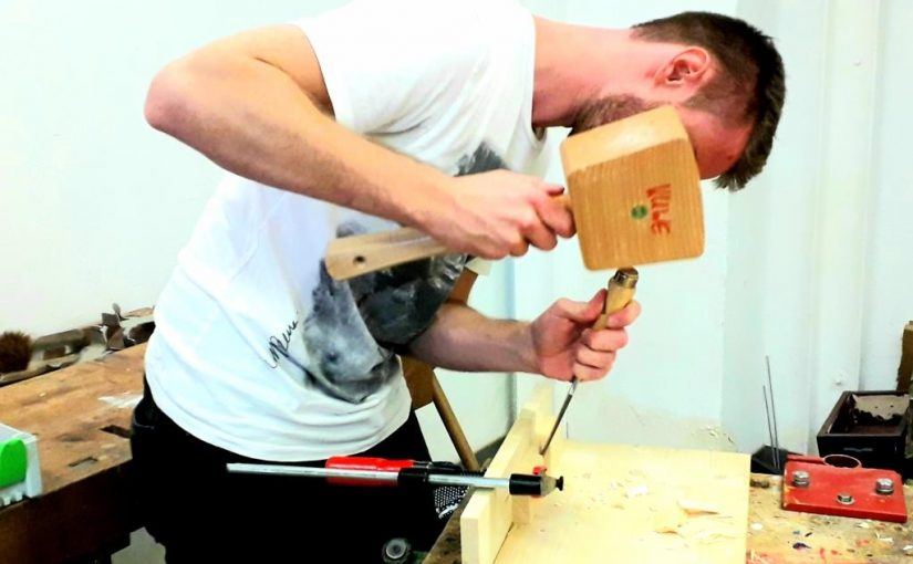 Holzbearbeitungskurse zu Corona-Zeiten in der KursWerkstatt Nürnberg